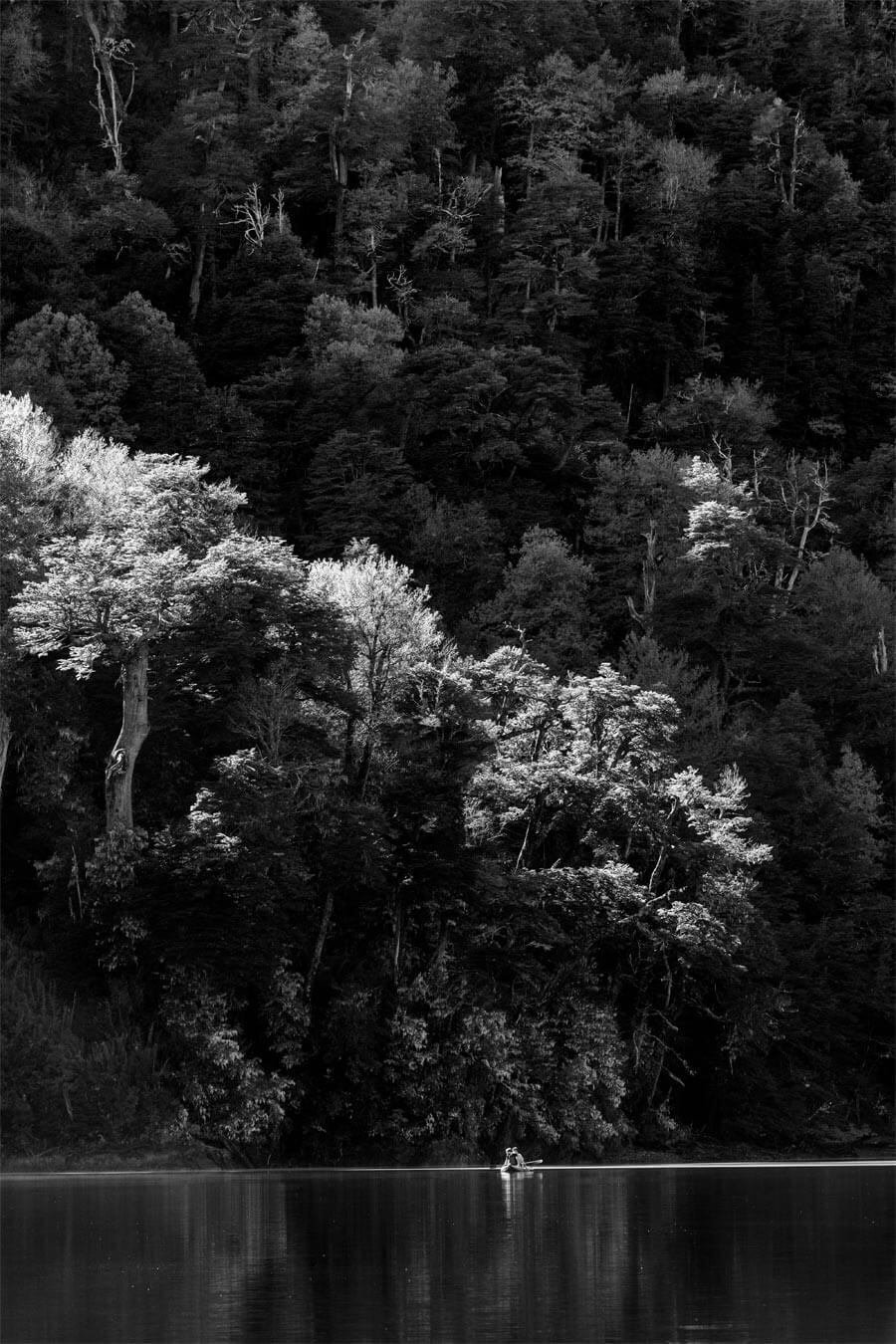 Isaias z'n stijl van fotograferen slaat aan, ook buiten het Andesgebergte